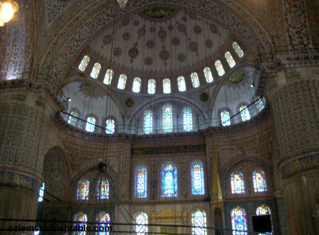 The Blue Mosque, Sultanahmet Camii, Istanbul