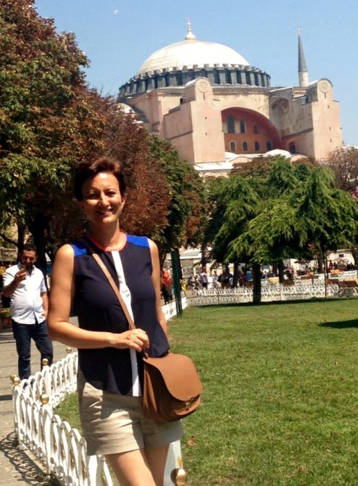 Glorious Hagia Sophia, Istanbul