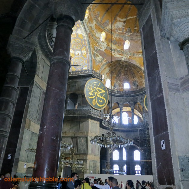 Hagia Sophia, The Church of Divine Wisdom, Istanbul