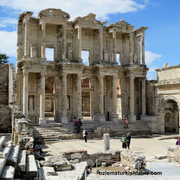 Celsus Library, Ephesus - Turkey
