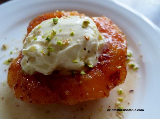 Turkish Quince Dessert, Ayva Tatlisi