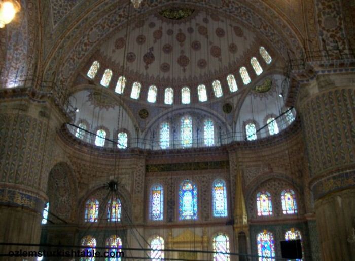 The Blue Mosque Istanbul; a special place to visit during and end of Ramadan