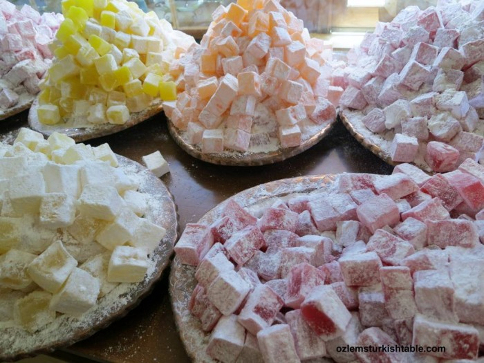Turkish Delights, Lokum