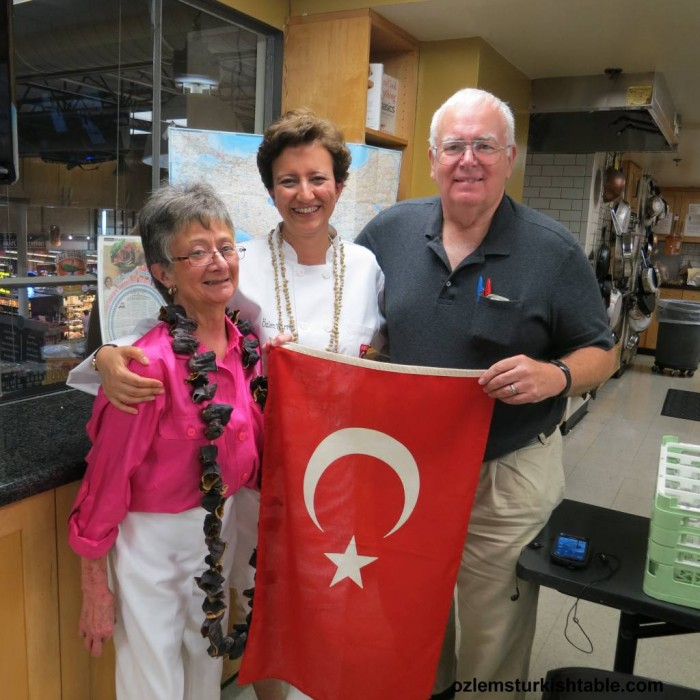 Look forward to returning Central Market Cooking Schools to teach Turkish Cookery Classes in February, 2015