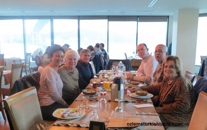 Kahvalti Bahane, Sohbet Sahane; Breakfast is the excuse for a wonderful get together