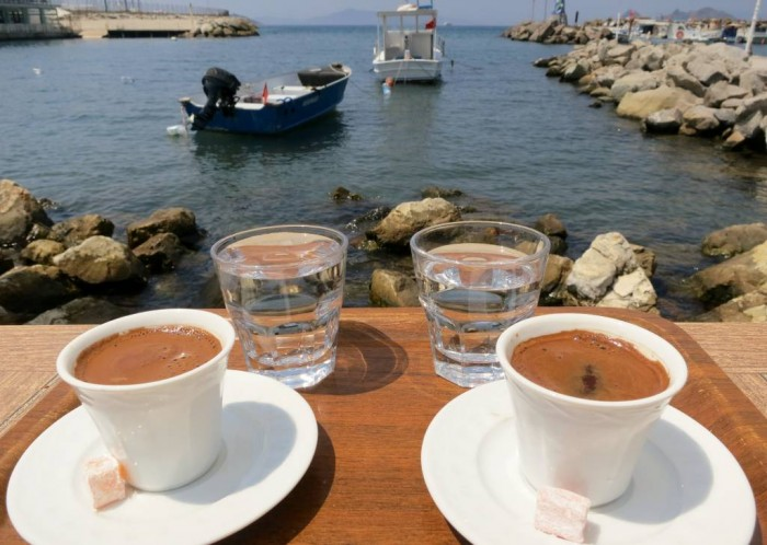Delightful Turkish Coffee, Turk Kahvesi