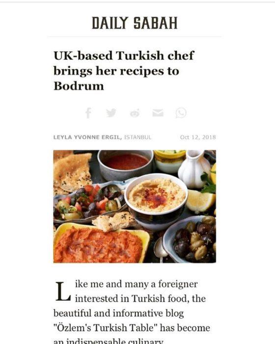Author Ozlem Warren Ozlems Turkish Table